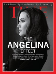 TIME - the Angelina effect